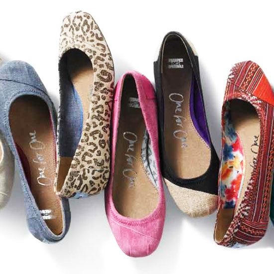 Toms Ballet Flats Collection Spring 2012