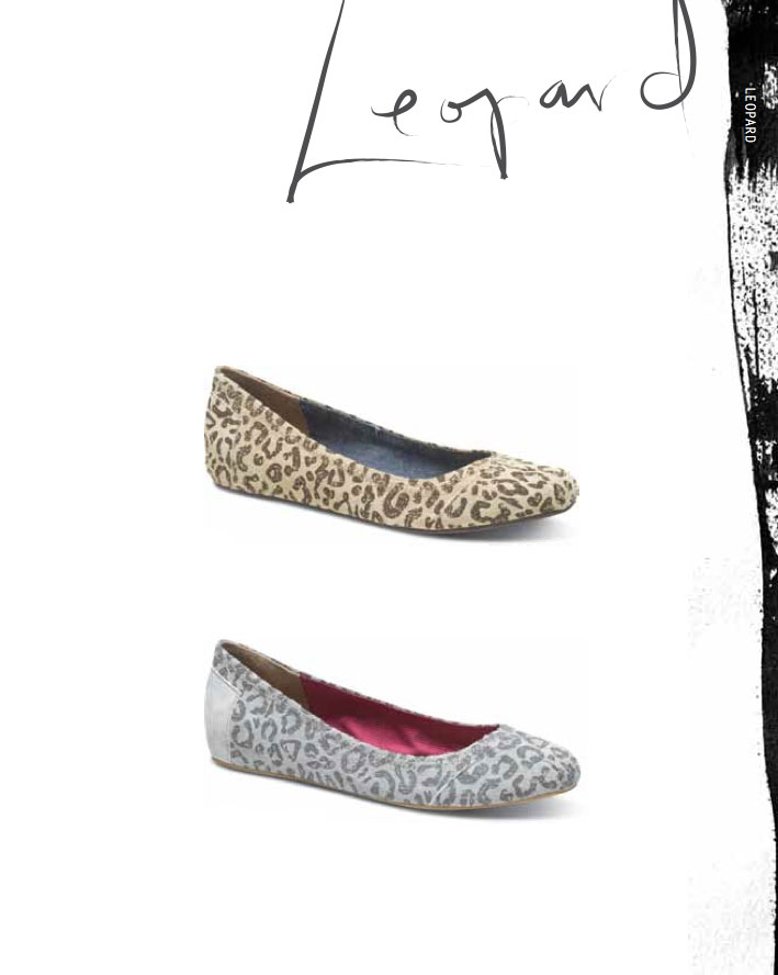 Toms Spring '12 Ballet Flats Collection