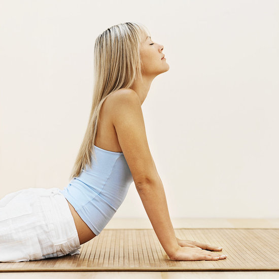 Restorative Yoga or Stretching