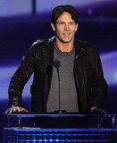 Stephen Moyer participated in the show.