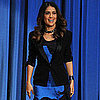 Salma Hayek on Late Night With Jimmy Fallon Pictures