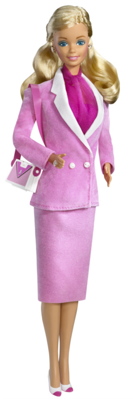 Executive Barbie