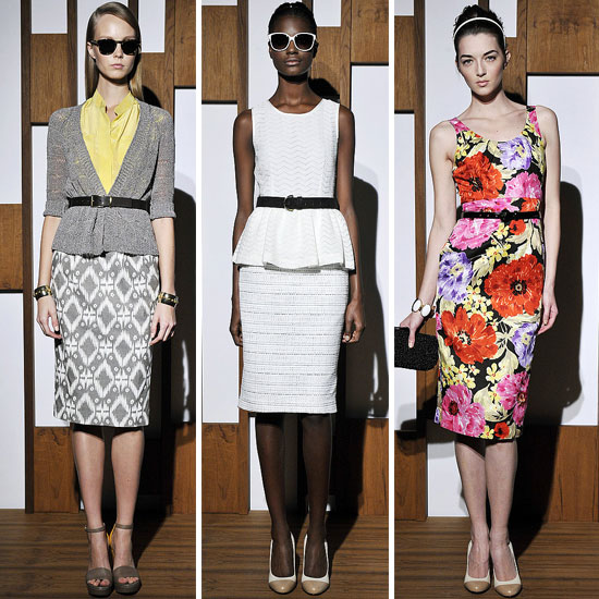 Banana Republic Collection for Spring of 2012