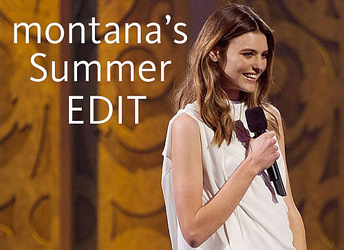 Australia's Next Top Model Winner Montana Cox Shares her Top 5 Buys For Summer