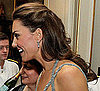 Kate Middleton's Pretty Half-Up Half-Down Hairstyle