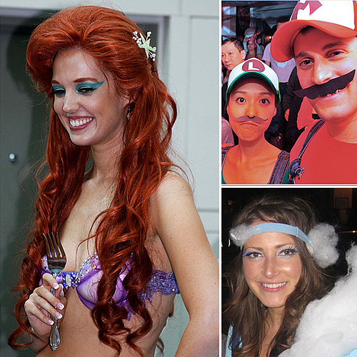 Easy Last-Minute Halloween Costume Ideas