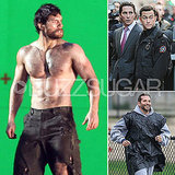 Henry Cavill, the Batman Boys, Bradley Cooper, and More Stars on Set This Week!