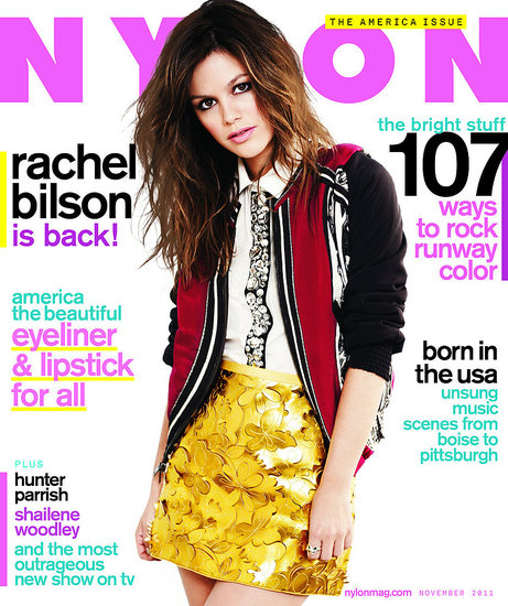 Rachel Bilson Mixes Up Her Look and Talks Homebody Habits For Nylon