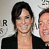 Sandra Bullock Pictures at 2011 amfAR Inspiration Gala