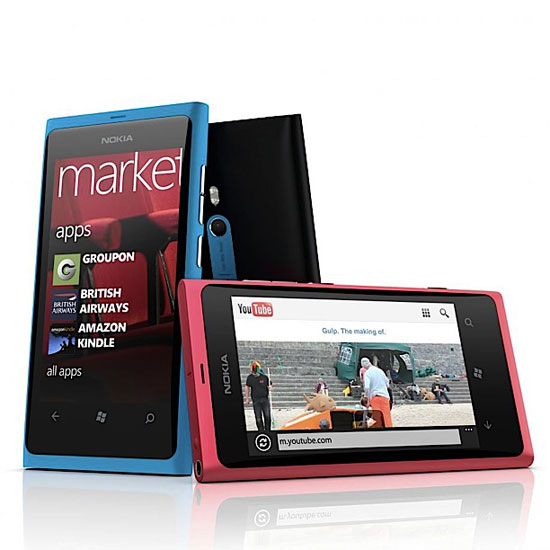 Nokia Announces the Lumia 800