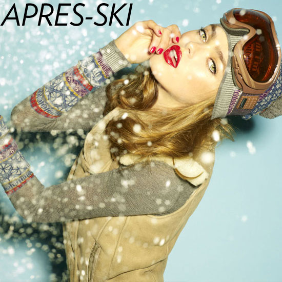 Hit the Slopes (and Sidewalk) in These Cute Ski Sweaters