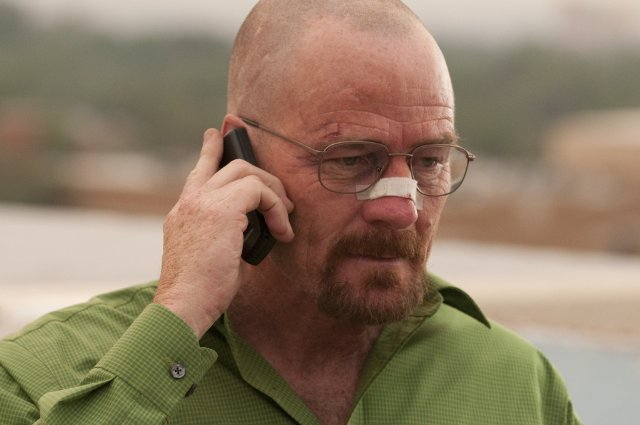 Most Badass Season Finale: Breaking Bad
