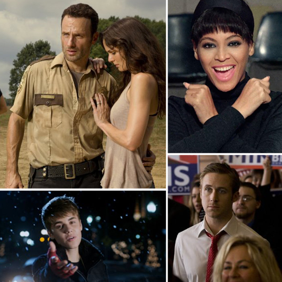 Buzz Backtrack: The Best and Worst of October Entertainment