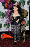 Bette Midler has her Day of the Dead look down as she attends her 16th annual New York Restoration Project's Hulaween.