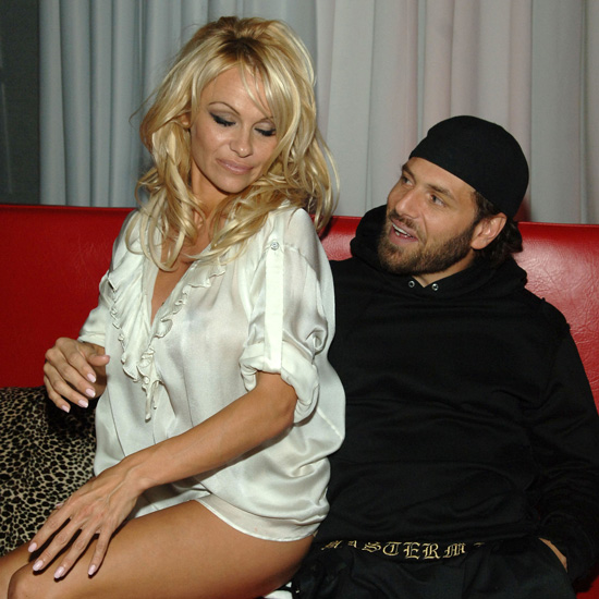 Pamela Anderson and Rick Salomon: 10 Weeks