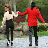Lisa Marie Presley and Michael Jackson: 9 Months