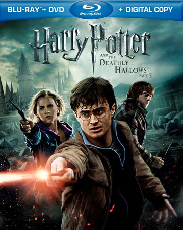 Harry Potter and the Deathly Hallows Part 2 on DVD