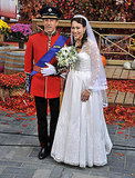 Prince William and Kate Middleton For the annual Today show Halloween bash, Matt Lauer dressed as Prince William while Ann Curry played Duchess Catherine.