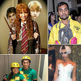 Celebs Go All Out in Pop Culture Halloween Costumes!