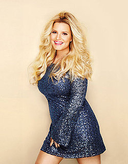 Jessica Simpson Lucky Magazine Pictures 2011
