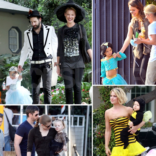 Celebrity Kids Get in the Halloween Spirit — See Their Costumes!
