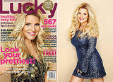 """Jessica Simpson Talks Wedding Plans, Weight Gain, and """"Styling America"""" in Lucky"""