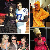 See All the Celeb Halloween Costume Pictures From Twitter!