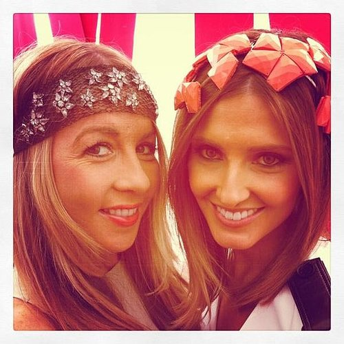 Celebrity Twitter Pictures From the 2011 Melbourne Cup From Kate Waterhouse, Melissa Doyle & More!