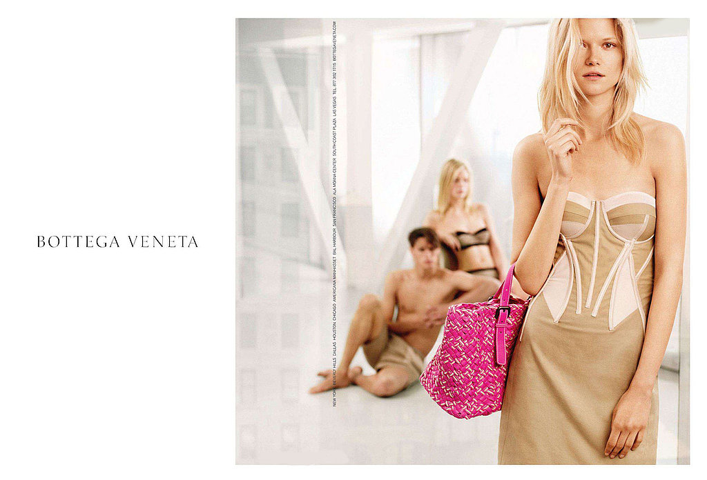 Bottega Veneta Resort 2012 Campaign
