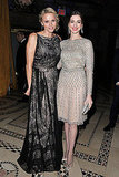 Anne Hathaway and Princess Charlene at the 2011 Princess Grace Awards Gala.