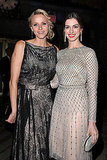 Anne Hathaway and Princess Charlene were dressed to the nines at the 2011 Princess Grace Awards Gala.