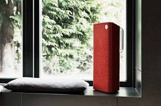 Libratone AirPlay Wireless Speakers Now Available in US