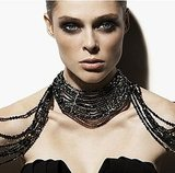 Pictures of Coco Rocho's Charitable Jewellery Line with Senhoa: Scope Coco Modelling her Jewels in the Look Book!