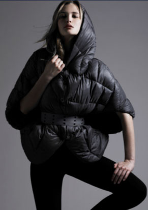 Warm Puffer Coats For Winter 2011