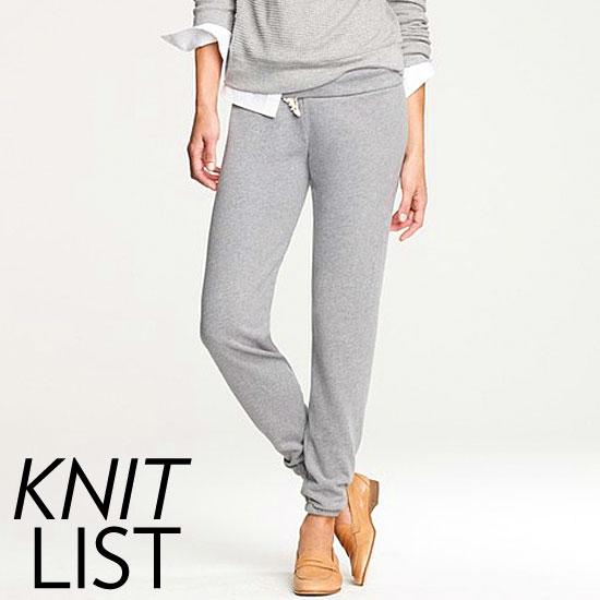 Best Basics: Winter-Ready Knits