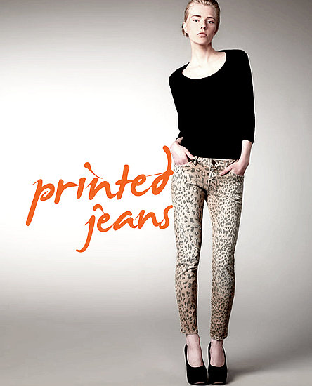 5 Animal Print Jeans — and What to Wear With Them