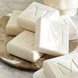 There's something so swank about embossed soaps, no? But it's definitely not the kind of thing that most people would buy for themselves. That's why Pottery Barn's four-piece square paperwhite soap set ($49, monogramming is free) would make for an excellent, unexpected gifting option.
