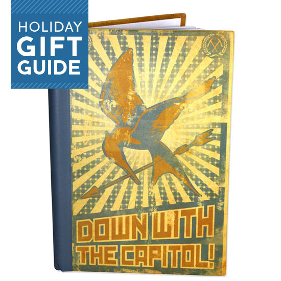 Buzz Gift Guide: The Hunger Games Goodies!