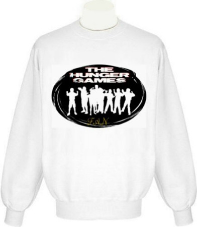 The Hunger Games Sweatshirt ($20)