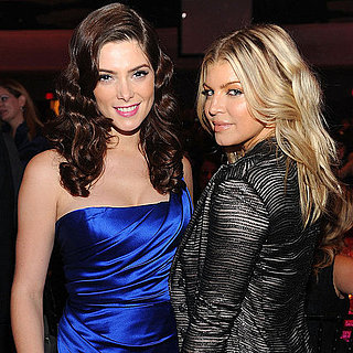 Ashley Greene and Fergie at Avon Foundation Gala Pictures