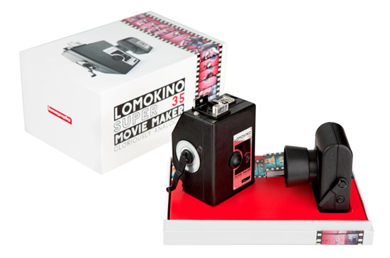 Lomography Steps Into the Film Biz With a 35mm Video Camera
