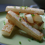 Sauteed Daikon Recipe