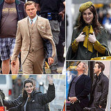 Leonardo DiCaprio, Anne Hathaway, Ryan Reynolds, and More Stars on Set This Week!
