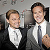 Leonardo DiCaprio Talks About Kissing Armie Hammer in J Edgar