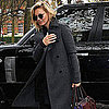 Kate Moss Pictures in Circular Sunglasses London