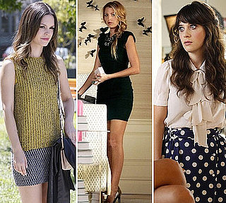 The Latest Fashion Stars of Fall TV — Hart of Dixie, Pan Am, Charlie's Angels, and More