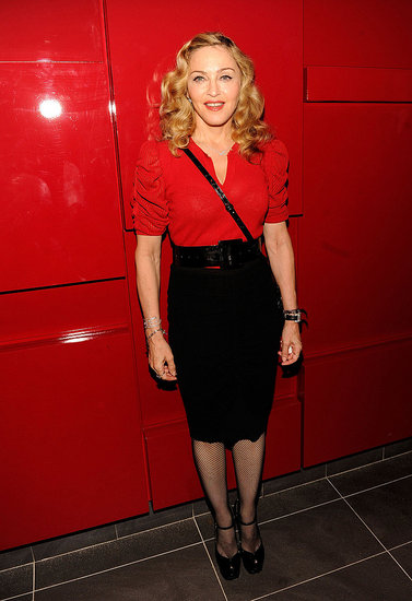 Madonna Launching Truth or Dare Collection