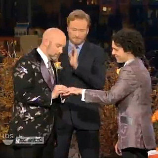 Video: Conan Gay Wedding