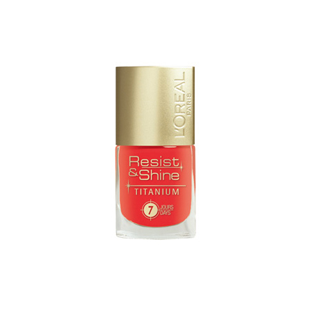 L'Oréal Paris Resist and Shine Titanium in Sanguinello, $11.95
