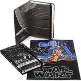 For the Sci-Fi Writer: Star Wars Moleskine ($20)